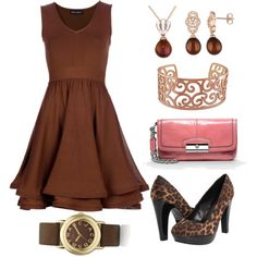 Chocolate, created by a093178 on Polyvore
