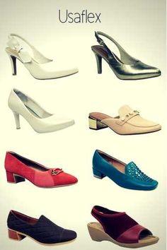 e0ab69f82 Marca de Calçados Confortáveis Femininos Usaflex Calçados Femininos  Confortáveis, Marcas De Calçados, Sapatos Confortáveis