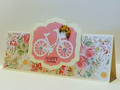 Beccy's Place: Technique Class - Tent Topper Cards
