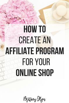 Marketing your online store with affiliates is a smart and savvy way to promote your store without having to make a big up front investment. What is an affiliate program? An affiliate program is an automated marketing program where bloggers and webmasters place a merchant's advertisements on their own website. A merchant who starts an affiliate program recruits website owners and bloggers to be their affiliates. The website owners and bloggers then feature affiliate links and banne...