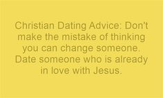 relationship advice dating christians