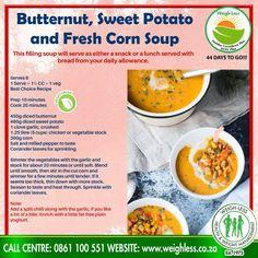 Keto Recipes, Healthy Recipes, Corn Soup, Sweet Potato, Healthy Life, Potatoes, Lunch, Snacks, Fresh
