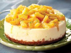 Caramelized Pineapple Topping for cheesecake