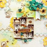 A Project by Larissa Albernaz from our Scrapbooking Gallery originally submitted 01/16/13 at 05:14 AM