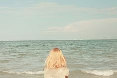 Salt in the air,wind in my hair, must be summertime