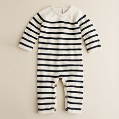 Awesome gender-neutral baby jumperfrom J.Crew, when I have an extra $88 to spend on a jumper.