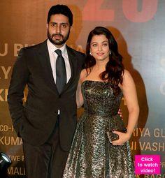 Abhishek Bachchan PISSED with wife Aishwarya Rai Bachchan at Sarbjit premiere  watch video!