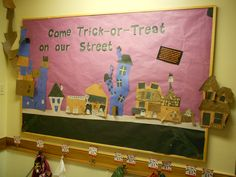 Halloween: Come Trick-or-Treat on our Street