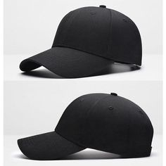 Brand Name: gootradesItem Type: Baseball CapsPattern Type: SolidDepartment Name: AdultStyle: CasualGender: UnisexMaterial: CottonStrap Type: AdjustableHat Size: Baseball Girls, Baseball Hats, Punk Rock Fashion, Mens Fashion, Fashion Hats, Plain Caps, Trendy Hoodies, Panel Hat, Sports Caps