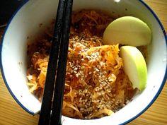 Kimchi German Style, ein sehr schönes Rezept aus der Kategorie Vegetarisch. Bewertungen: 11. Durchschnitt: Ø 4,4.
