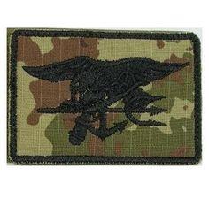 Navy Seals patch fondo Vegetato