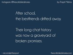 I jst hope dat dsnt happen wid meee :`( Story Quotes, Bff Quotes, Real Quotes, Friendship Quotes, Words Quotes, Best Friend Love Quotes, Meant To Be Quotes, School Days Quotes, Wedding Ring
