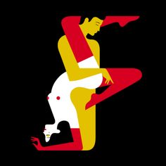 The Kama Sutra Project by Malika Favre | Incredible Types