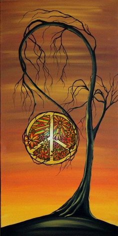 PEACE ♡ TREE OF LIFE ♡