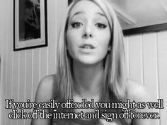 yes! Jenna Marbles!