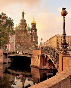 San Pietroburgo, città magica