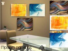 Devirose's Modern Paintings