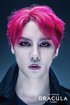 Kim Junsu 'Dracula' the Musical, Concept photos