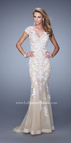 Stunning Lace Mermaid Dress Cut Out Prom Dresses, Open Back Prom Dresses, Prom Dresses 2015, Tulle Prom Dress, Prom Dresses Online, Dressy Dresses, Mermaid Dresses, Wedding Dresses, Long Dresses
