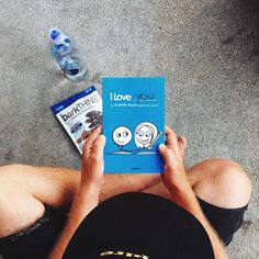 """""""// I love YOU!!! & you too @barkthins & @smartwater // the Activity Book meant to be shared!  Be sure to check out our link in our bio to create your…"""""""