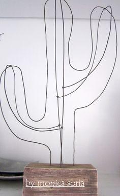 cactus ijzerdraad - Google zoeken
