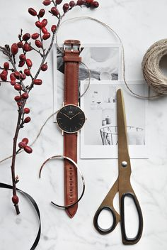 Only Deco Love: Christmas Gift ideas : Daniel Wellington Classic Black collection.