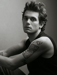 Dear John Mayer, you have romanced me through song for the past decade or so. I love you.