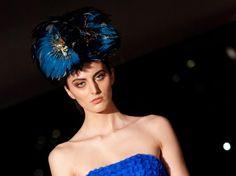 Anilu Oms NY Fashion Week