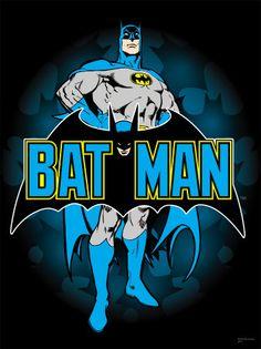 love this. PosterHunt.com - $19.99 - BATMAN - WITH BATS #posters #dorm