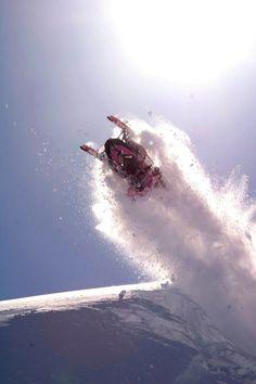 ASHLEY CHAFFIN  Snowmobile extreme rider