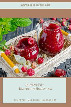 Raspberry Jam No Pectin, Raspberry Freezer Jam, Strawberry Syrup Recipes, Strawberry Jam, Jelly Recipes, Jam Recipes, Soup Recipes, All Berries, Raspberry Plants