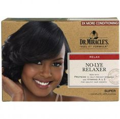 Dr. Miracle's No-Lye Relaxer Super - 1 Application  $8.09 Visit www.BarberSalon.com One stop shopping for Professional Barber Supplies, Salon Supplies, Hair & Wigs, Professional Product. GUARANTEE LOW PRICES!!! #barbersupply #barbersupplies #salonsupply #salonsupplies #beautysupply #beautysupplies #barber #salon #hair #wig #deals #sales #Dr #Miracles #NoLye #Relaxer #Super