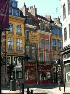 Place des Patiniers in Lille, Nord-Pas-de-Calais Region, France 496e3a91a07d