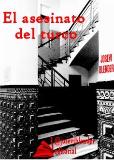 Portada novela, cover book