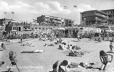 Strand Zandvoort (jaartal: 1960 tot 1970) - Foto's SERC