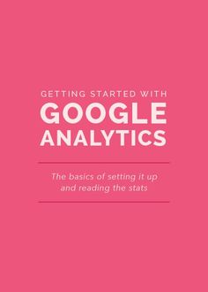 If you want to go beyond the  simple data and have a better understanding of exactly what your visitors  are doing on your site, Google Analytics is an extremely useful tool.