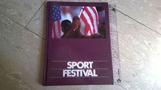 Sport vari Libro SPORT FESTIVAL 93 AA.VV (1993)
