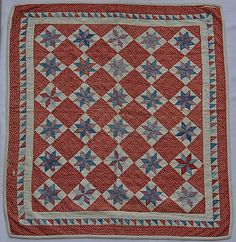 french star quilt - Google Search