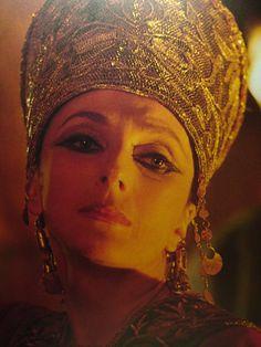 Valentina Cortese as Herodias.