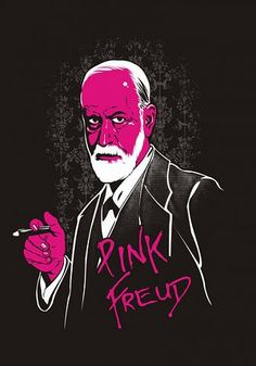 """Pink Freud"" – Ilustración DracoIagem© (Deviant-art)"