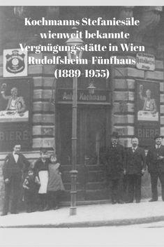 In den wienweit bekannten Stefaniesälen (1889-1955) fanden neben Tanzveranstaltungen auch Vereinsfeste, Theatervorstellungen, Vorträge sowie sportliche Wettkämpfe und politische Versammlungen statt. Es war auch das Vereinslokal des SK Rapid. Maid, Historical Photos, Communities Unit, Past, World War One