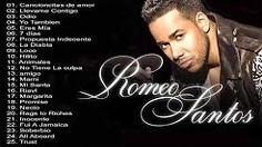 Romeo Santos Sus Mejores Exitos - Romeo Santos Mix 2016 - YouTube