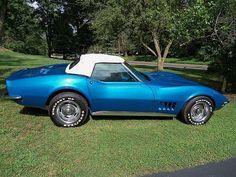 1968 Chevrolet Corvette for sale
