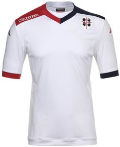 Cagliari Home, Away and Third Kits - Footy Headlines Polo T Shirts, Football Shirts, Sports Shirts, Football Uniforms, Camisa Polo, V Shape T Shirt, Kurta Pajama Men, Mens Fashion, Fashion Outfits