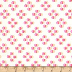 Cotton & Steel Picnic Lawn Sunday Dress Pink from @fabricdotcom  Designed by Melody Miller for Cotton + Steel, this very lightweight fabric is a finely woven, high count combed cotton lawn that is very soft and has an ultra smooth hand. It is perfect for flirty blouses, dresses, shirts, lingerie, tunics, tops and even quilting. Colors include cream, tan and shades of pink.