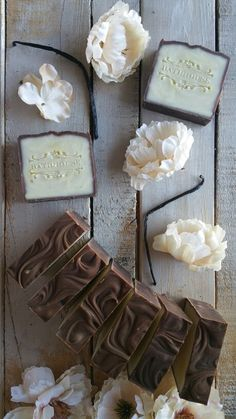 Moroccan Vanilla soap by Bathhouse Soapery is the the sweetest! www.bathhousesoap.com