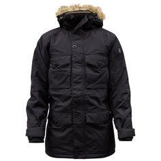 Dickies Salt Lake parker jacket black. Casquette  Vêtements DickiesVeste  Parker 686f514b9b10