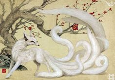 traditional japanese kitsune - Google Search