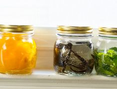 Making Vanilla, Coconut, Orange and  Mint extracts... I'm going to have extracts brewing all over my house pretty soon! lol