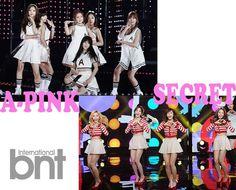 The Greatest Korean Girl Groups Are Here! Apink VS Secret